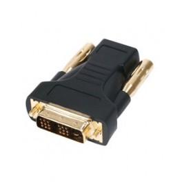 HDMI hun - DVI han kobling / adapter