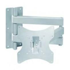 Vægbeslag til LCD/PLASMA, 2 led, max 30kg, tilt