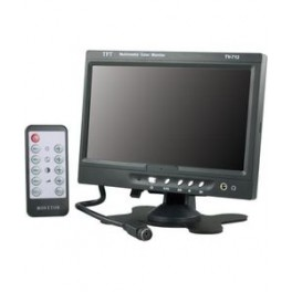 "7"" TFT Farve Monitor"