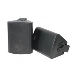 qtx sound højttalersæt/ vægmontering