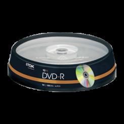 TDK DVD-R 10xSpindel