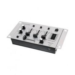 Stereo DJ Mixer 3 kanaler