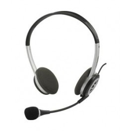 Headset med volumekontrol