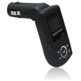 Multi-function Car FM Transmitter