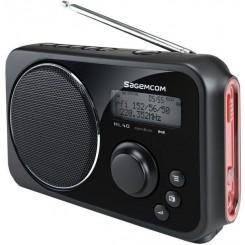 Sagemcom Bærbar Radio