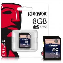 Kingston SD kort 8GB