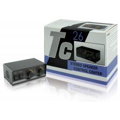 Tc Stereo speaker control center