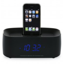 Denver Ipod-Speaker/FM radio