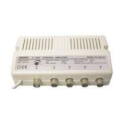 4-vejs antenneforstærker-(linieforstærker)