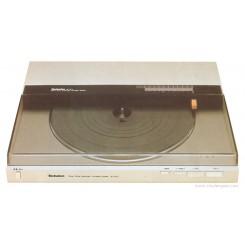 Technics Grammofon