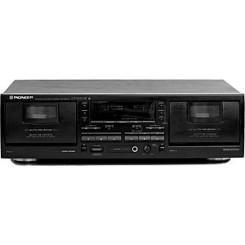 Pioneer Kassette Båndoptager CT-W803RS