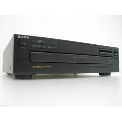 Sony 5 x CD Afspiller CDP-C265