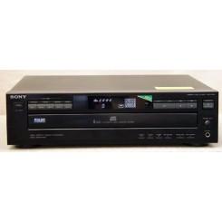 Sony 5 x CD Afspiller CDP-C225