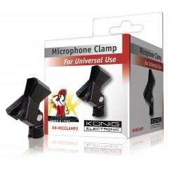 Mikrofon Clips KN-MICCLAMP2