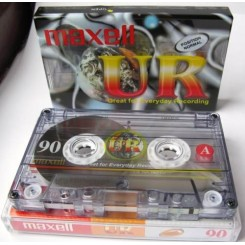 Maxell Kassettebånd UR90