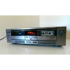 JVC Kassettebåndoptager TD-W207