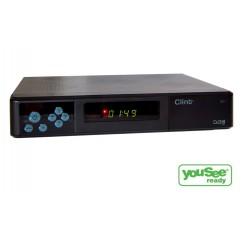 CLINT DVB-C Tuner MPEG4 DC1