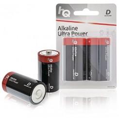 HQ Alkaline D Batterier