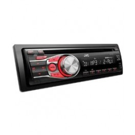 JVC Autoradio m. CD, AUX