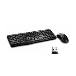 2.4 GHz trådløst mus & tastatur