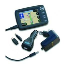 GPS oplader til hjem & bil