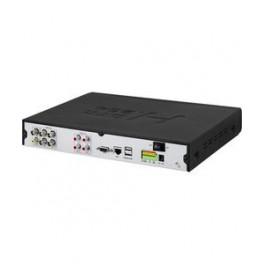 DVR optager t/ 4 overvågningskameraer DVR-129