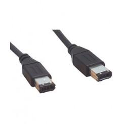 Firewire Kabel 1.8m - IEEE 1394 (6-6)