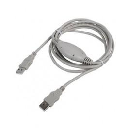 USB 2.0 Laplink kabel til overførsel mellem 2 PC'er