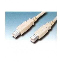 USB kabel ledning B-B, 1.8m