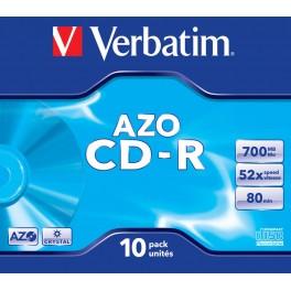 Verbatim CD-R x10