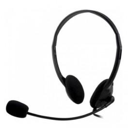 Deltaco hl-02 Headset/Mic White