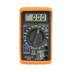 Digital multimeter batteri tester måle instrument