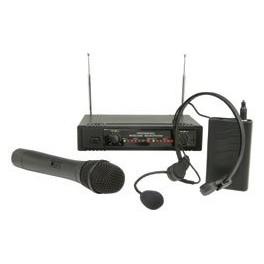 Skytronic Dual Mikrofon & Headset 171.314