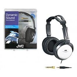 JVC Dynamic Sound Headphones HA-RX500