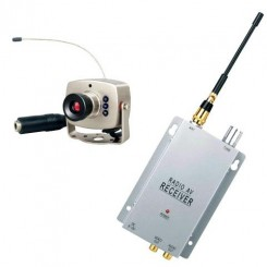 A/V wireless camera