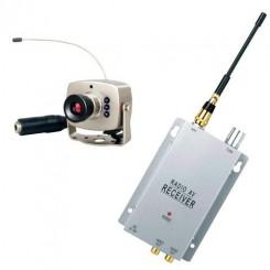 A/V wireless camera