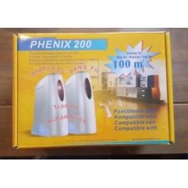 Phenix IR Infrarød Fjernbetjenings Repeater P200