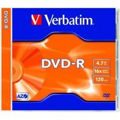 Verbatim DVD Medie -R 5-Pakke