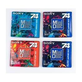 SONY MiniDisc Medie 74Min