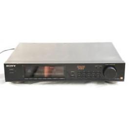 Sony FM/AM Radio Tuner ST-S550es