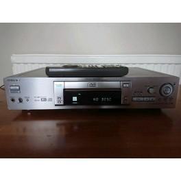 SONY DVD/CD Afspiller DVR-S725D