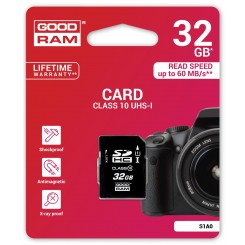 SD Kort GoodRam 8GB Klasse 10