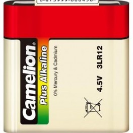 4,5Volt Ringklokke Batteri Alkaline